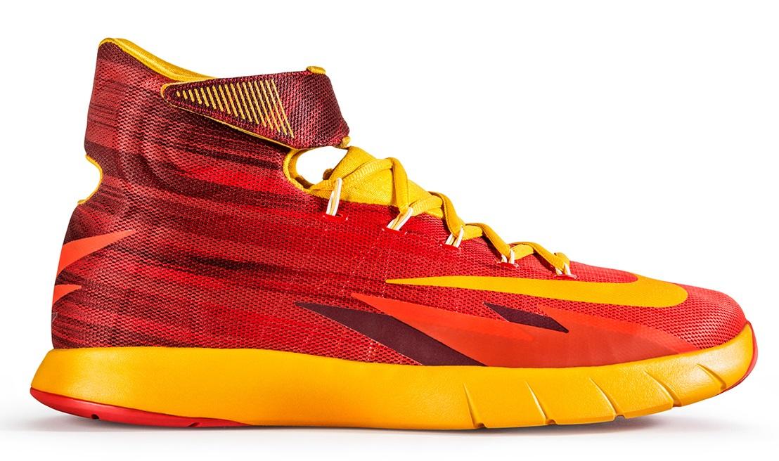 Zapatillas Nike Basketball Peru