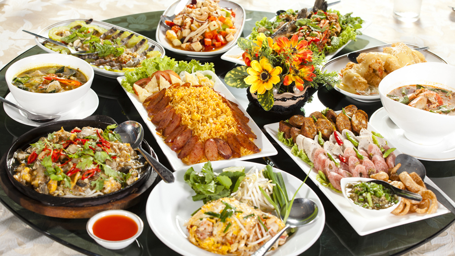 Ideas para preparar una cena especial o banquete - Cena ligera romantica ...