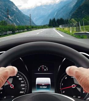 ¡Manos al volante!