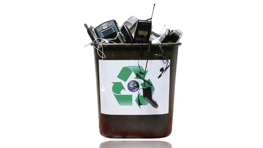 La importancia de reciclar basura electr nica for Reciclar muebles de la basura