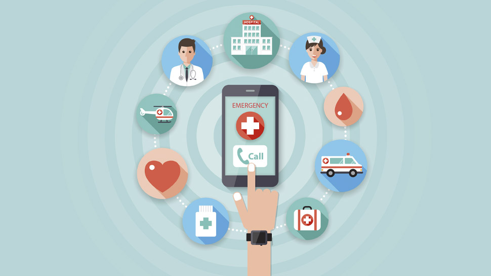 ¿Sabes qué clínica tuvo la primera aplicación móvil?