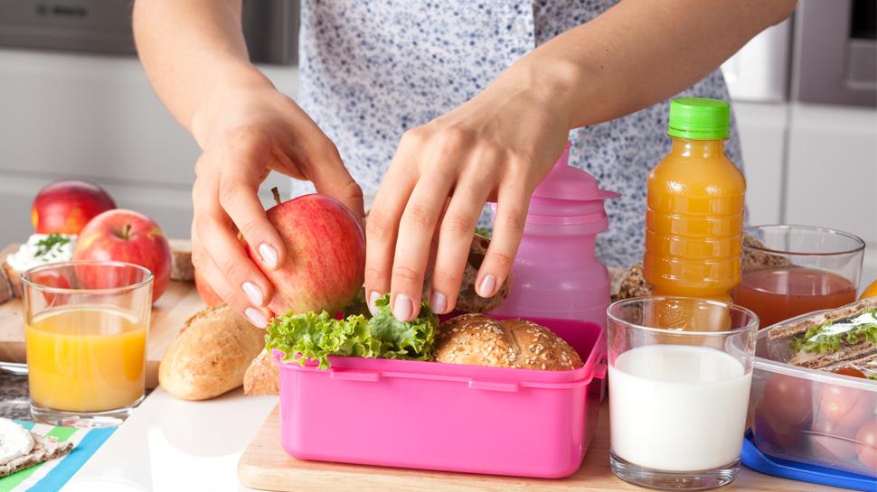 4 recetas nutritivas para preparar la lonchera escolar