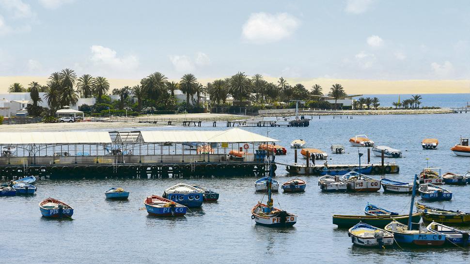 ¿Por qué Paracas y no otra zona turística?