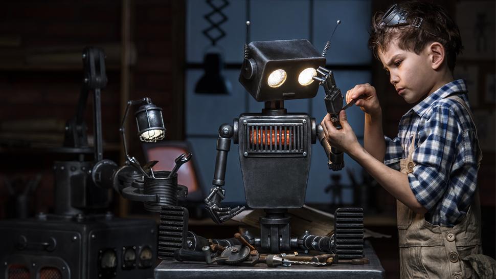 La robótica, un taller para aprender mediante el juego