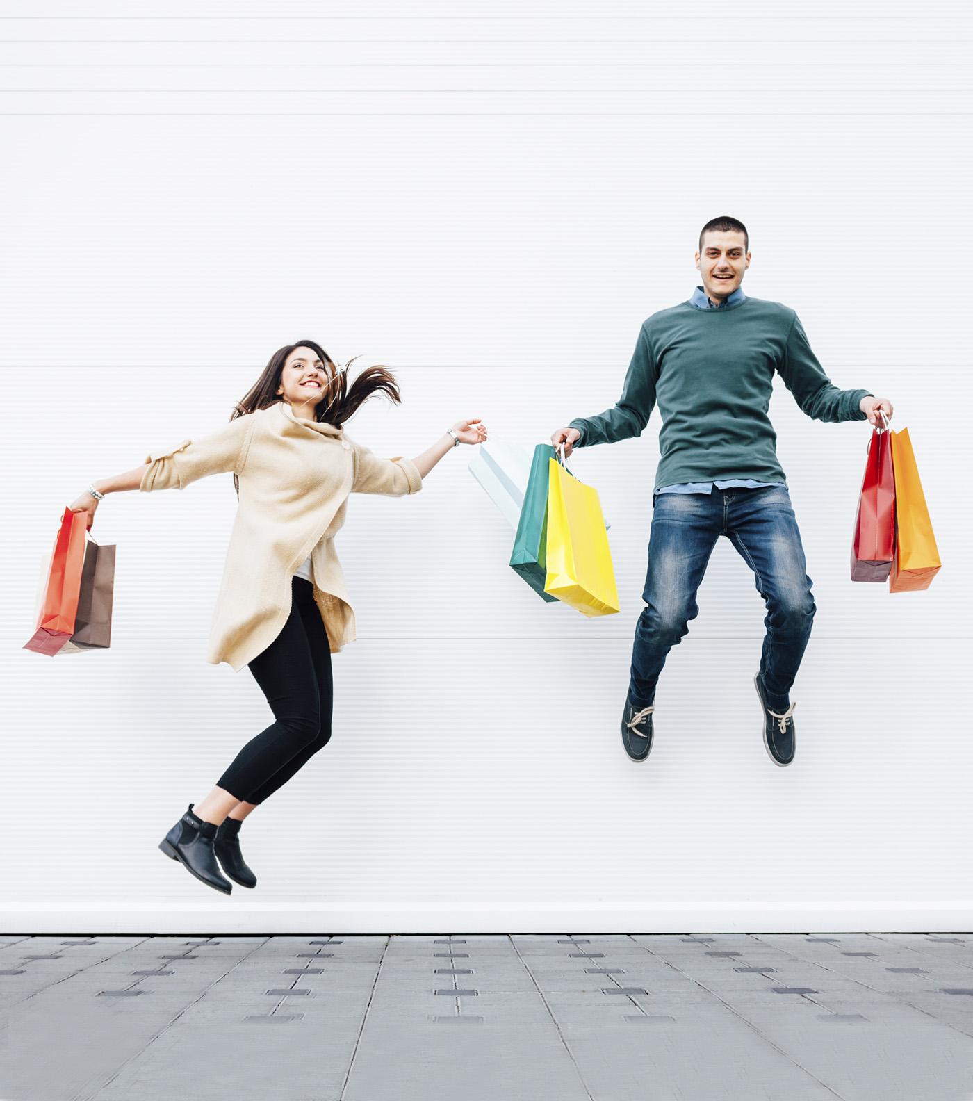 De compras: A la caza de ofertas