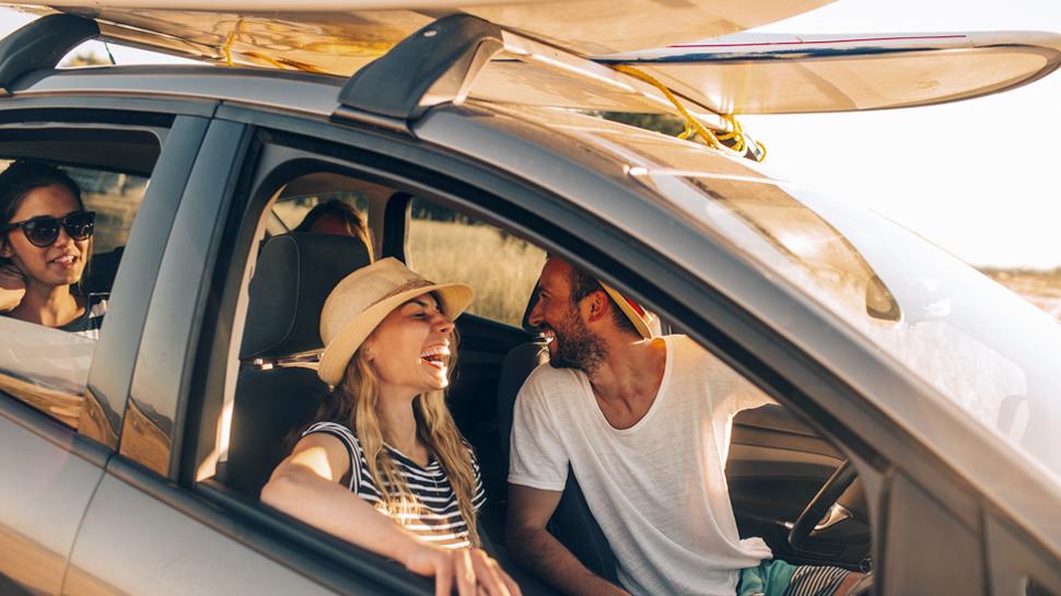 ¿Cuál es el auto ideal para ir a la playa?