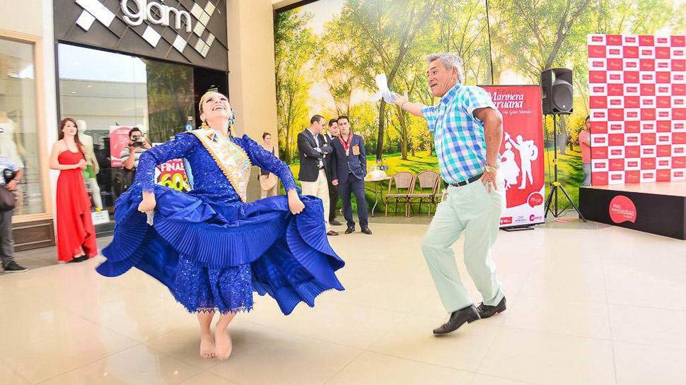 ¿Cómo se vivió el festival en los malls de Trujillo?