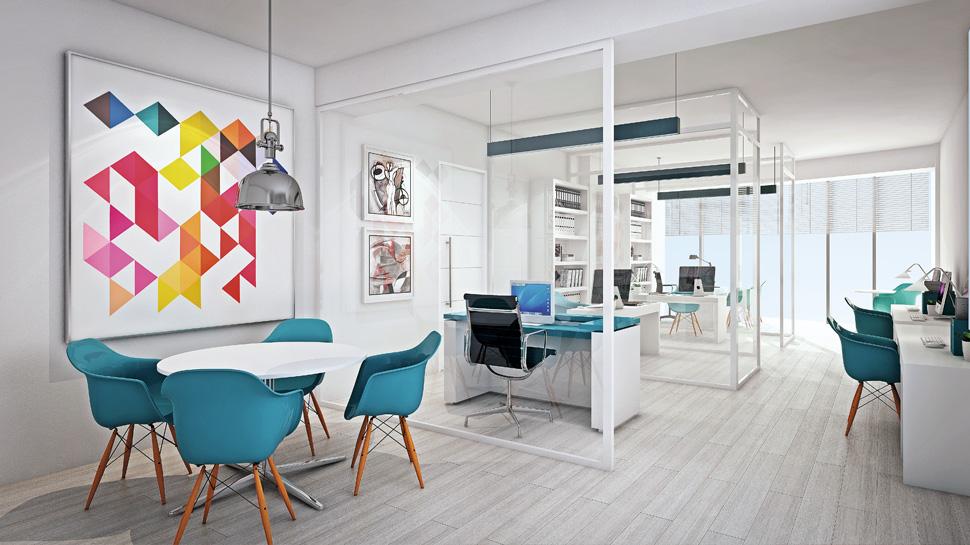 5 proyectos de oficinas boutique para emprendedores