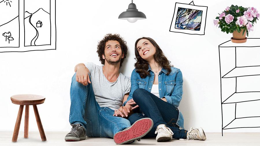 Los 'millennials' buscan departamentos de 60 m2 a 100 m2