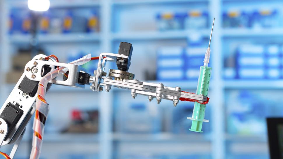 Los robots que han sido usados en operaciones quirúrgicas